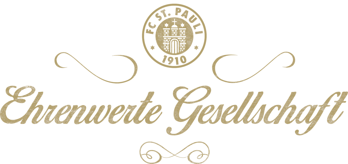 FC St.Pauli Logo - Ehrenwerte Gesellschaft